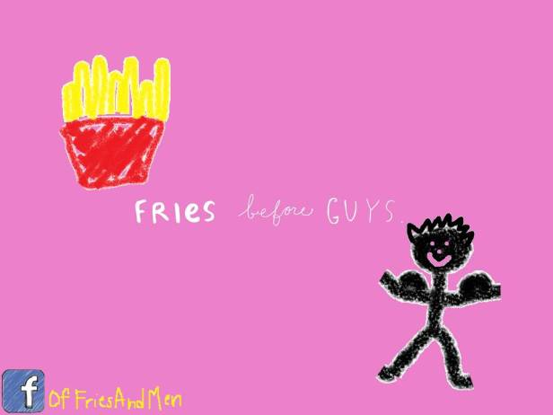 friesbeforeguys